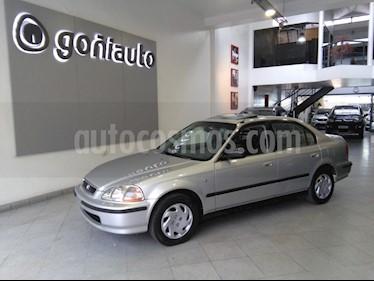 Foto venta Auto usado Honda Civic - (1996) color Gris precio $130.000