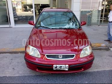 Foto venta Auto usado Honda Civic - (1998) color Bordo precio $115.000