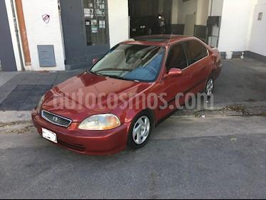 Foto venta Auto usado Honda Civic 1.6 EX (1997) color Bordo precio $109.000