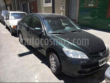 Foto venta Auto usado Honda Civic 1.6 LX  (2004) color Verde Oscuro precio $152.000