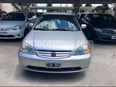 Foto venta Auto usado Honda Civic 1.7 EX Aut (2003) color Gris Claro precio $172.000