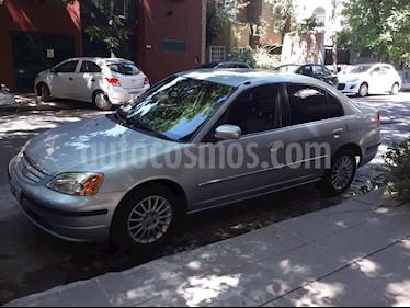 Foto venta Auto Usado Honda Civic 1.7 EX  (2001) color Gris precio $146.000