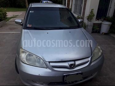 Honda Civic 1.7 EX  usado (2005) color Plata precio $150.000