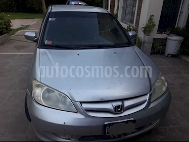Foto venta Auto usado Honda Civic 1.7 EX  (2005) color Plata precio $150.000