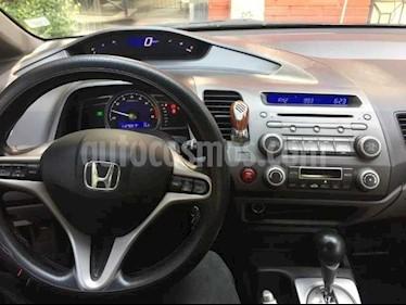 Honda Civic  1.8 EX Aut usado (2009) color Gris precio $4.950.000