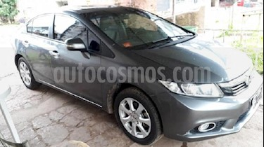 Foto venta Auto usado Honda Civic 1.8 EXS Aut (2014) color Metal