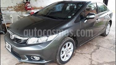 Foto venta Auto usado Honda Civic 1.8 EXS Aut (2014) color Gris