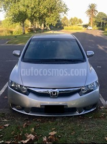 foto Honda Civic 1.8 EXS usado (2011) color Plata Alabastro precio $285.000