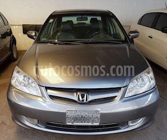 Foto venta Auto usado Honda Civic 1.8 EXS (2006) color Gris Oscuro precio $160.000