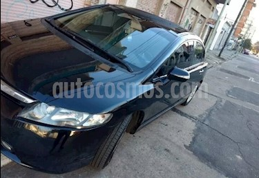 Foto venta Auto usado Honda Civic 1.8 EXS (2008) color Gris precio $260.000