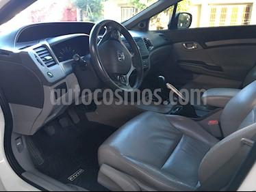 Foto venta Auto usado Honda Civic 1.8 EXS (2013) color Blanco Tafetta precio $428.000