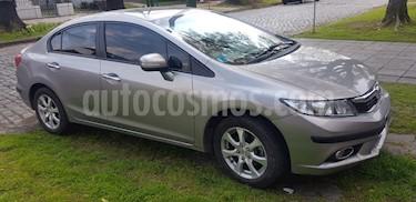 Foto venta Auto usado Honda Civic 1.8 EXS (2012) color Gris precio $445.000