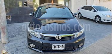 Honda Civic 1.8 LX usado (2013) color Negro precio $520.000