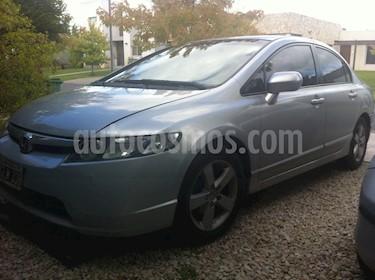 Honda Civic 1.8 LXS Aut usado (2007) color Gris precio $199.000