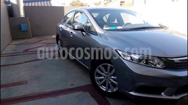 Foto venta Auto usado Honda Civic 1.8 LXS Aut (2013) color Gris precio $470.000