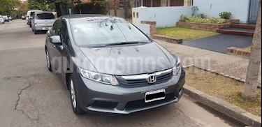 Honda Civic 1.8 LXS usado (2013) color Gris precio $450.000