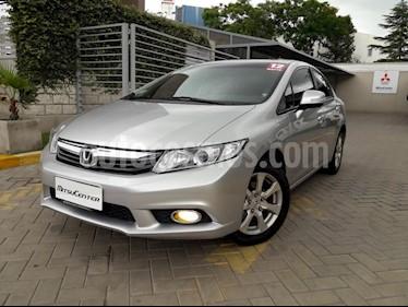 Foto venta Auto Usado Honda Civic 1.8 LXS (2012) color Gris Claro precio $233.000