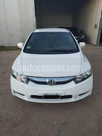 Honda Civic 1.8 LXS usado (2010) color Blanco