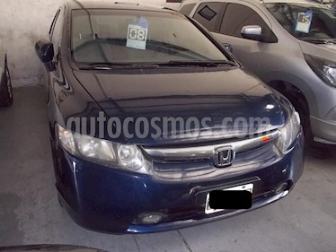 foto Honda Civic 1.8 LXS usado (2008) color Azul precio $285.000