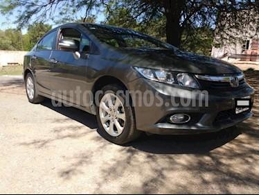 Foto venta Auto usado Honda Civic 1.8 LXS (2012) color Gris Oscuro precio $400.000