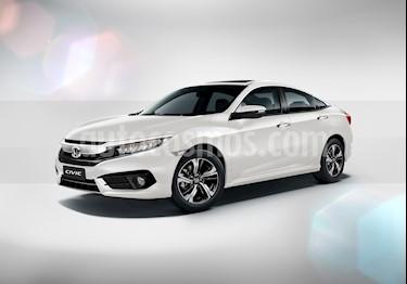 Foto venta Auto Usado Honda Civic 2.0 EX Aut (2017) color Blanco Tafetta precio $810.000