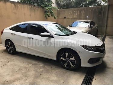 Foto venta Auto usado Honda Civic 2.0 EX Aut (2017) color Blanco precio $830.000