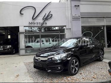 Foto venta Auto usado Honda Civic 2.0 EXL Aut (2019) color Negro