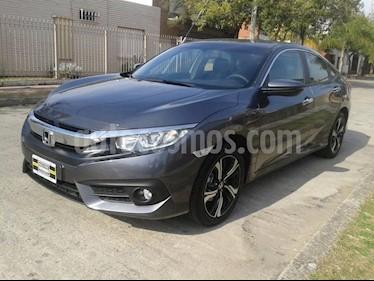 Foto venta Auto usado Honda Civic 2.0 EXL Aut (2019) color Gris Claro precio $1.327.750