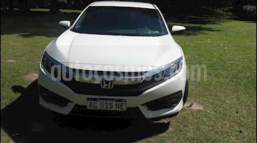 Foto venta Auto usado Honda Civic 2.0 EXL Aut (2017) color Blanco Diamante precio $850.000