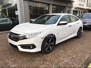 Foto venta Auto usado Honda Civic 2.0 EXT Aut (2019) color Plata Lunar precio $1.275.000
