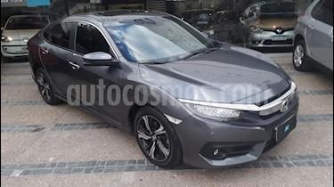 Foto venta Auto usado Honda Civic 2.0 EXT Aut (2017) color Gris Oscuro precio $1.250.000