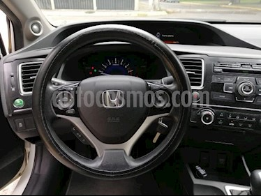 Foto venta Auto usado Honda Civic 2p Coupe L4/1.8 Man (2014) color Blanco precio $215,000