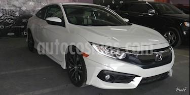 Foto venta Auto usado Honda Civic 2p Coupe Turbo L4/1.5/T Aut (2018) color Blanco precio $369,900