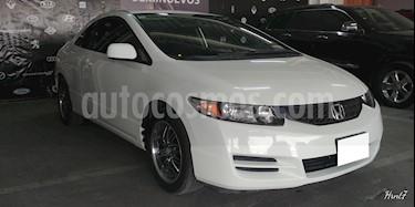 Foto venta Auto usado Honda Civic 2p EX Coupe Aut (2010) color Blanco precio $145,000
