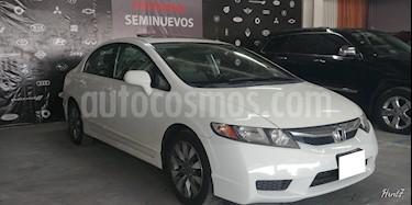 Foto venta Auto usado Honda Civic 4p EX Aut (2010) color Blanco precio $129,000