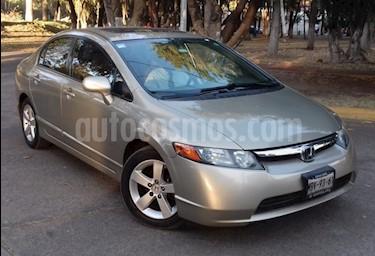 Foto venta Auto usado Honda Civic 4p EX Aut (2008) color Beige precio $120,000