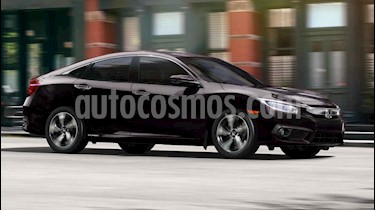 Foto Honda Civic 4p EX Sedan L4/1.8 Aut usado (2015) color Negro precio $789,560