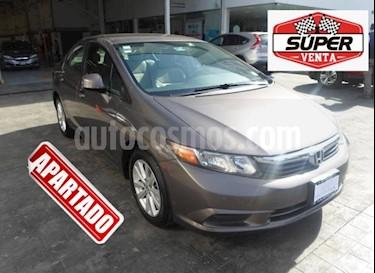 Foto venta Auto usado Honda Civic 4p EX Sedan L4/1.8 Man (2012) color Gris precio $165,000