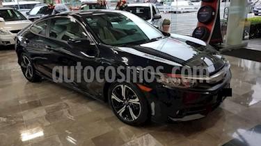 Honda Civic 4p EX Sedan L4/2.0 Aut usado (2017) color Negro precio $315,000