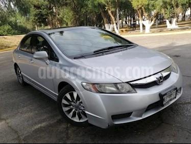 Foto venta Auto usado Honda Civic 4p EXL Aut (2009) color Plata precio $123,000