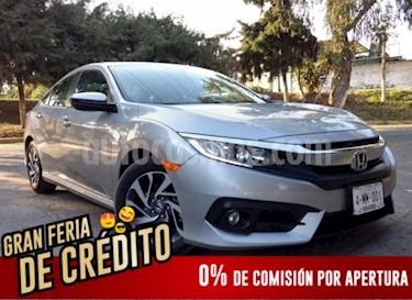 Foto venta Auto usado Honda Civic 4p i-Style L4/2.0 Aut (2018) color Plata precio $350,455