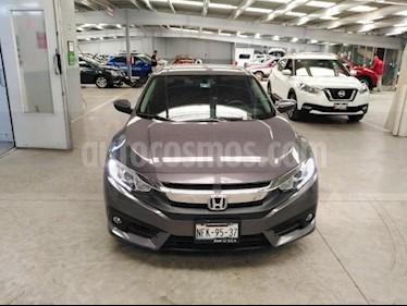 Foto venta Auto usado Honda Civic 4p i-Style L4/2.0 Aut (2018) color Gris precio $315,000