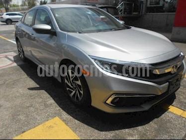 Foto Honda Civic 4p i-Style L4/2.0 Aut usado (2019) color Gris precio $364,000