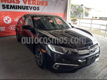 Foto Honda Civic 4p i-Style L4/2.0 Aut usado (2019) color Negro precio $359,955