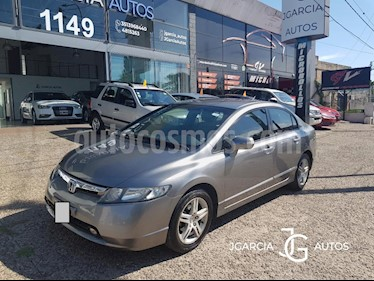 Honda Civic 1.8 EXS Aut usado (2008) color Gris Oscuro precio $445.000