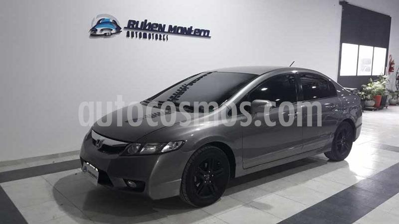 Honda Civic 1.8 EXS AT Sedan (140cv) (L06) usado (2011) color Gris Oscuro precio $780.000