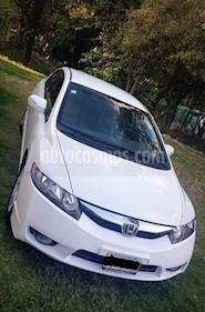 Honda Civic 1.8 EXS Aut usado (2011) color Blanco Tafetta precio $570.000