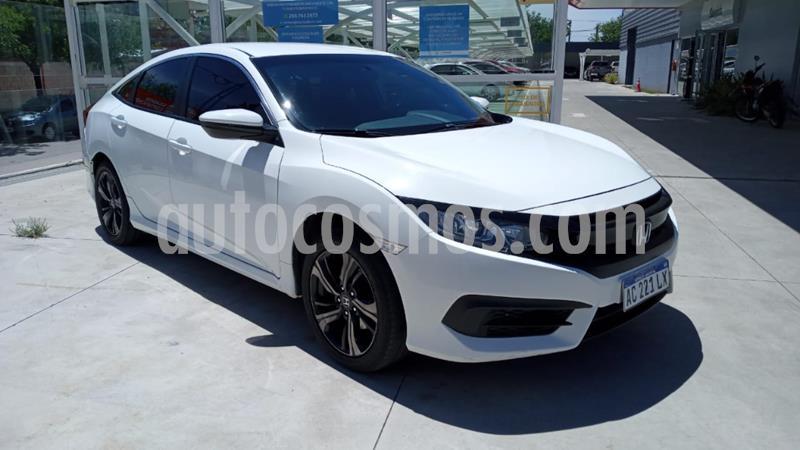 Honda Civic 2.0 EXL Aut usado (2018) color Blanco precio $3.020.000