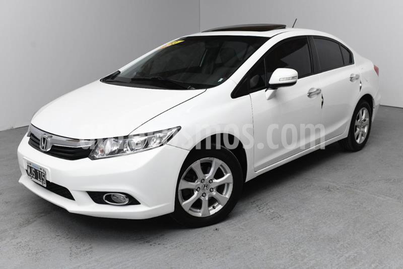Honda Civic 1.8 LX usado (2013) color Blanco precio $995.000