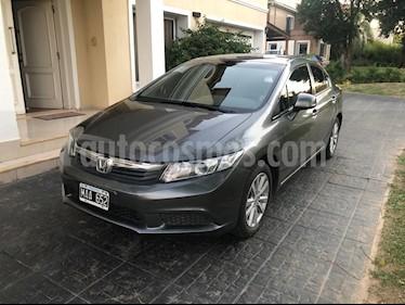 Honda Civic 1.8 LXS Aut usado (2013) color Metal precio $745.000